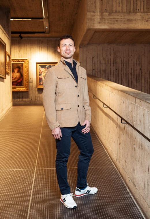 Sportswear homme Besançon outerwear ANDERSEN-SPO502-5800