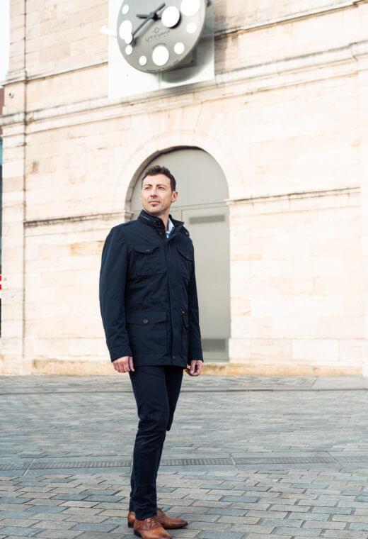 Sportswear homme Besançon outerwear ILANA-SPO309-3081