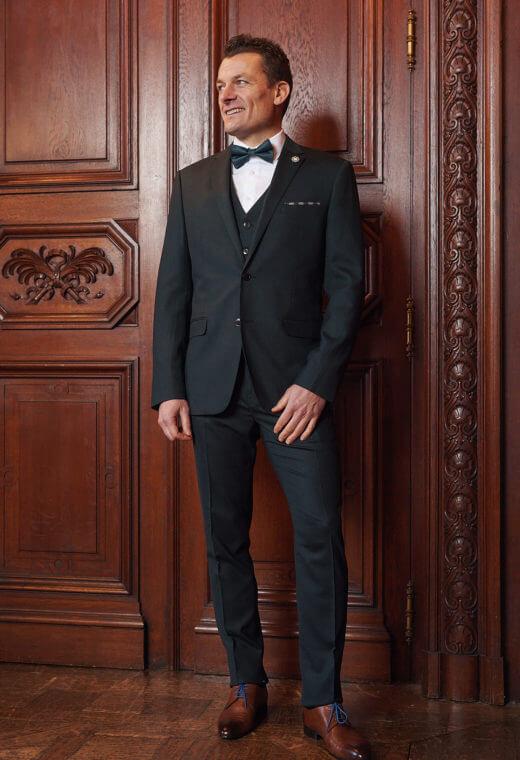 Costume Business Prêt à porter homme Besançon Marque Française ACACIAV-CT802-8007