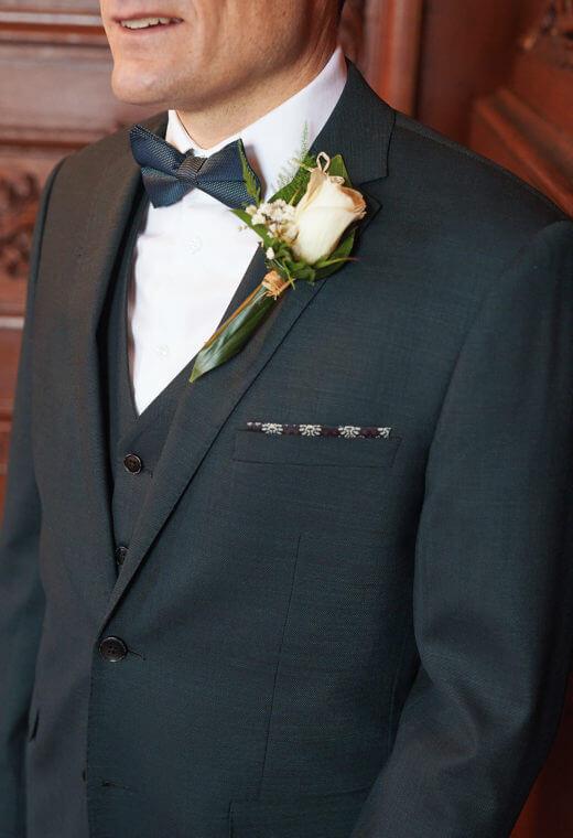 Costume mariage Costume cérémonie Besançon sur mesure personnalisation ACACIAV-CT802-8007