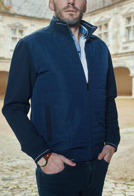 Sportswear homme Besançon outerwear MADY-SPO700-7000