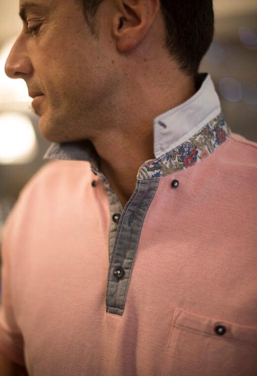 Polo homme tee-shirt Besançon TWINN-PL1-9997