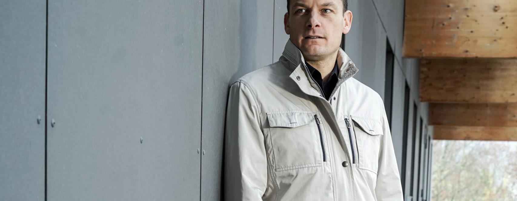 Sportswear homme Besançon outerwear