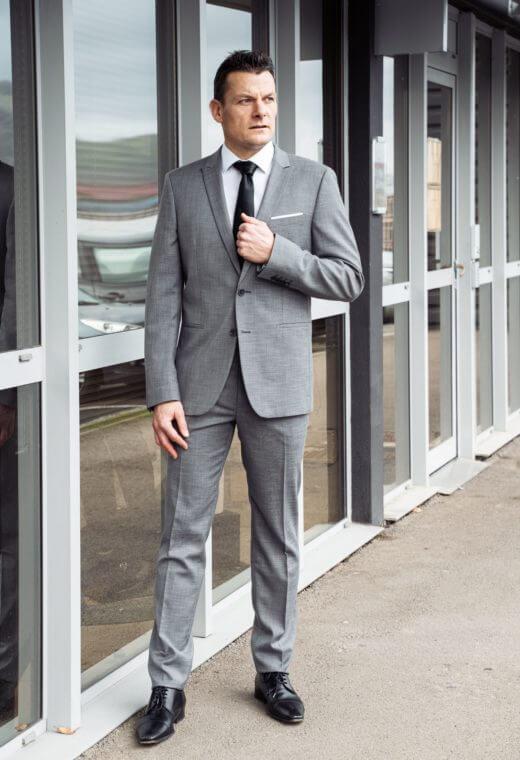 Costume Business Prêt à porter homme Besançon Marque Française EDEN-CT505-5507