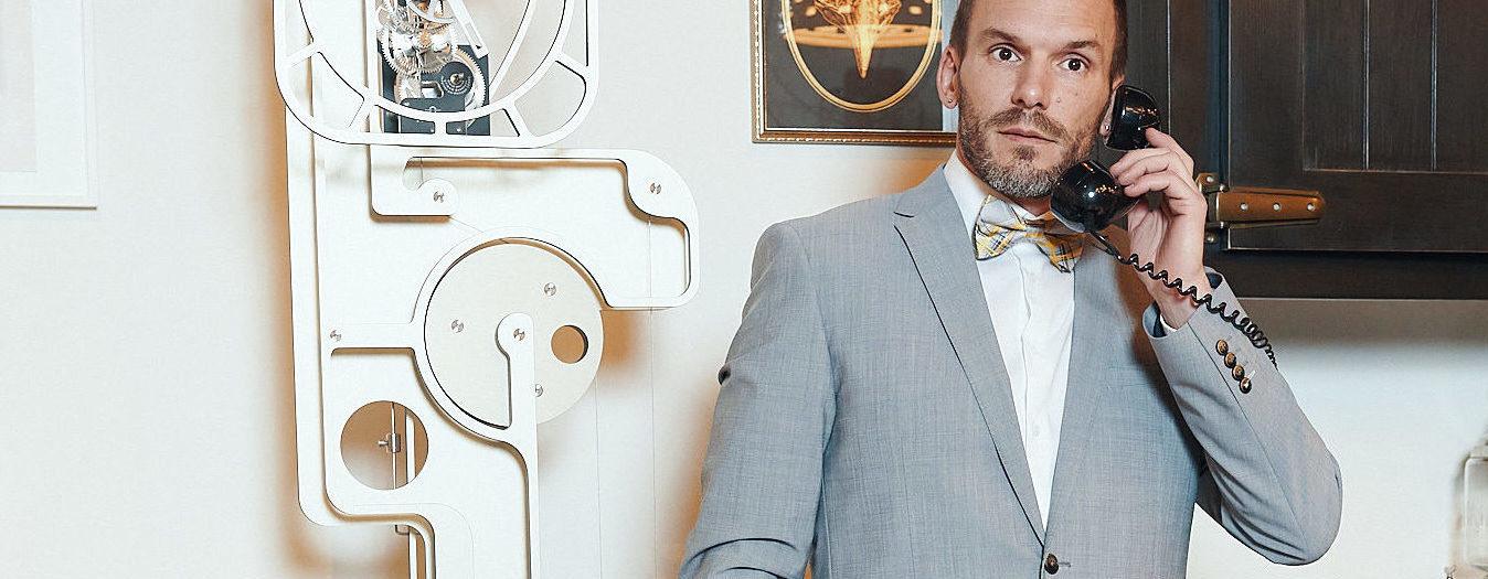 Costume Business Prêt à porter homme Besançon Marque Française
