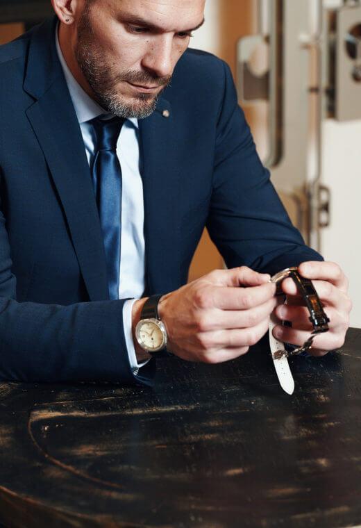 Costume Business Prêt à porter homme Besançon Marque Française VOYAGE-CT715-7230