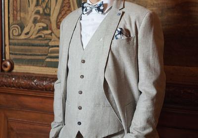 Sur mesure homme personnalisation Besançon costume mariage costume mariage champêtre