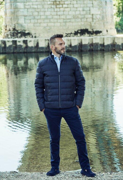 Prêt à porter homme Besançon Marque Française FOLK-SPO602-C6024