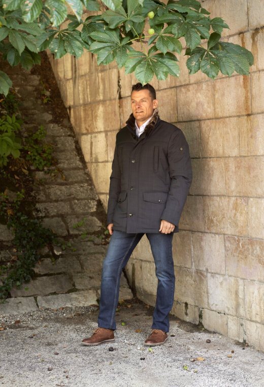 Prêt à porter homme Besançon Marque Française IVAR-SPO615-C8055