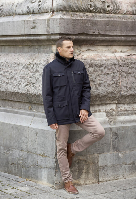Prêt à porter homme Besançon Marque Française TESS-SPO608-C6030