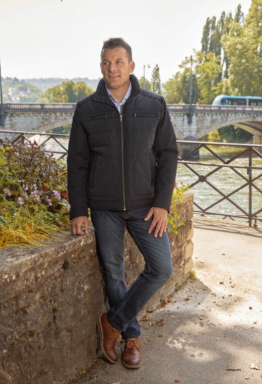 Prêt à porter homme Besançon Marque Française ARTIST-SPO608-C6030