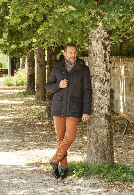 Prêt à porter homme Besançon Marque Française KIM-SPO617-C6040