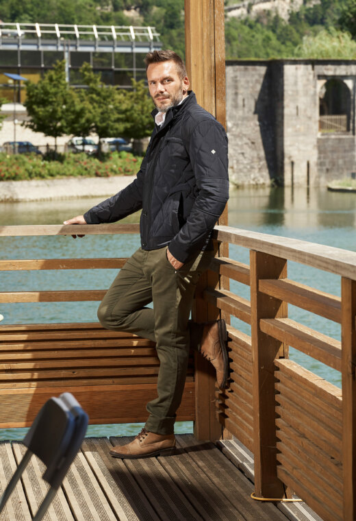 Prêt à porter homme Besançon Marque Française CELINA-SPO821-C8040